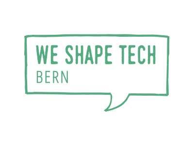 Logo We Shape Tech